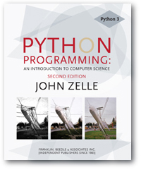Python Programming, second edition cover image