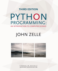 Textbook: Python Programming: An Introduction to Computer Science
